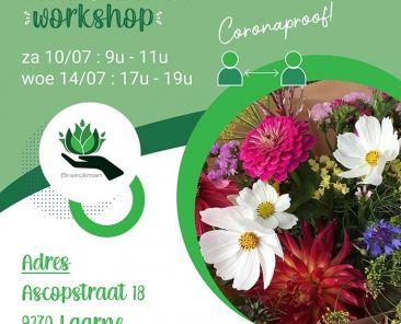 Workshop veldboeket